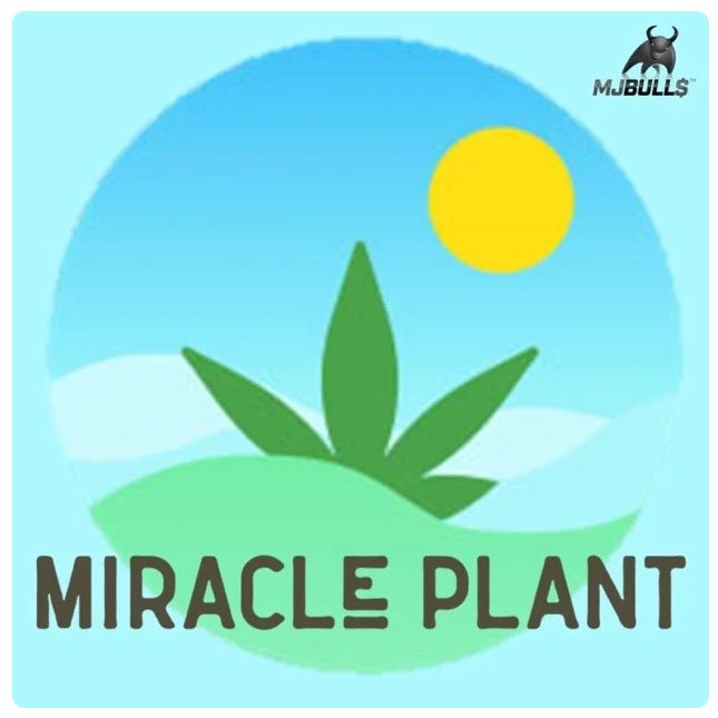 The Miracle Plant Podcast Logo